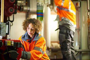 Arbeta säkert med el och vatteninstallationer