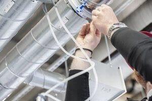 Gymnasielärling Ventilationsmontör INSU