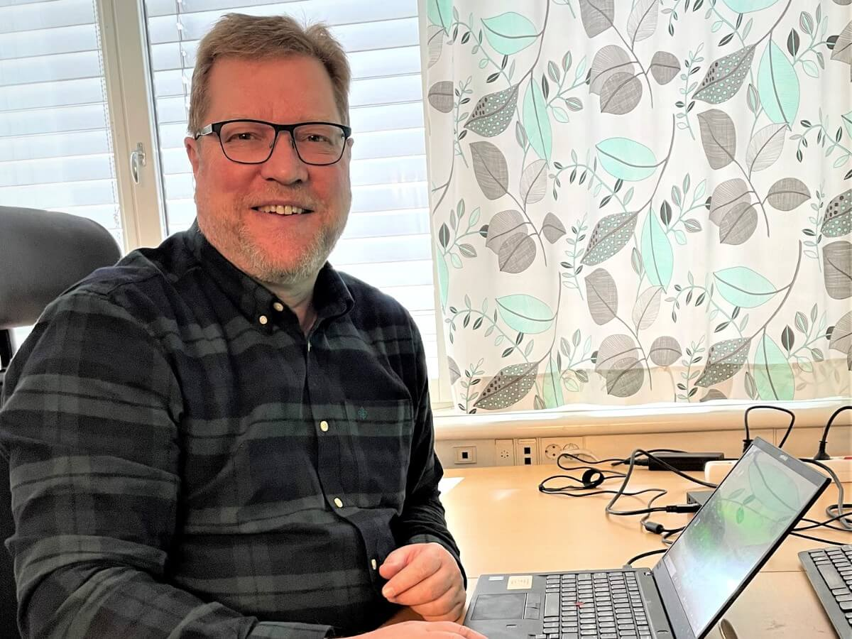 Gösta Körlof IT-Pedagog INSU