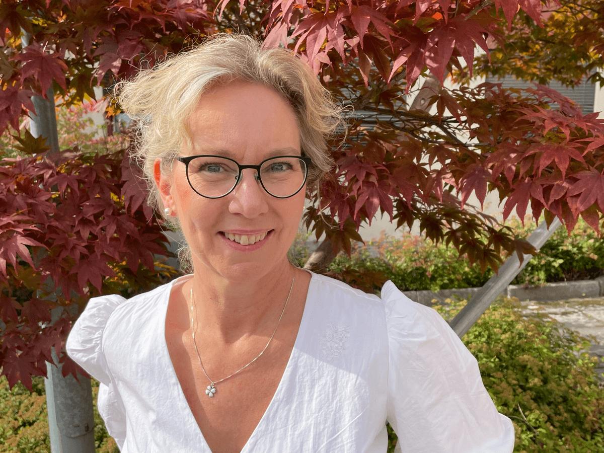 Maria Holmkvist produktutvecklare INSU