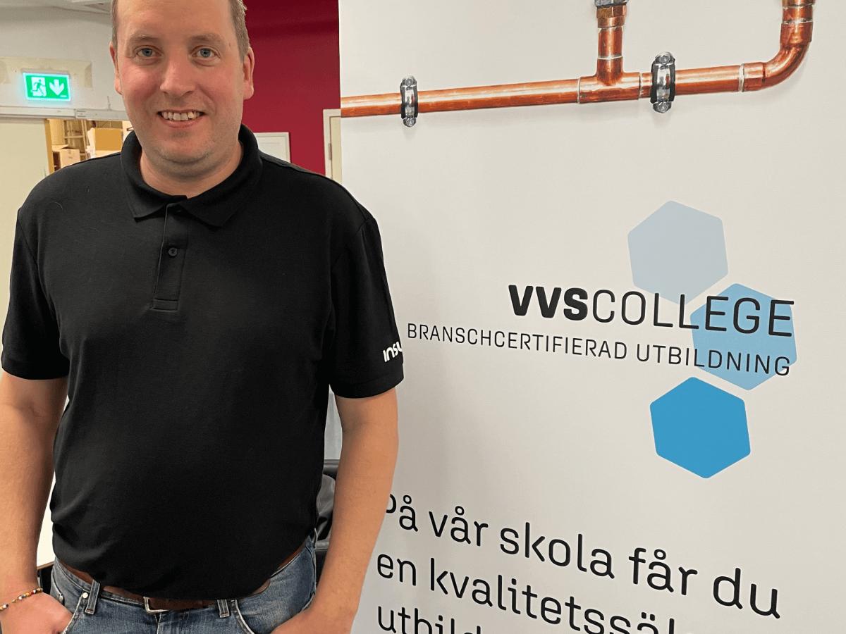 Peter Karlsson Affärsområdeschef INSU